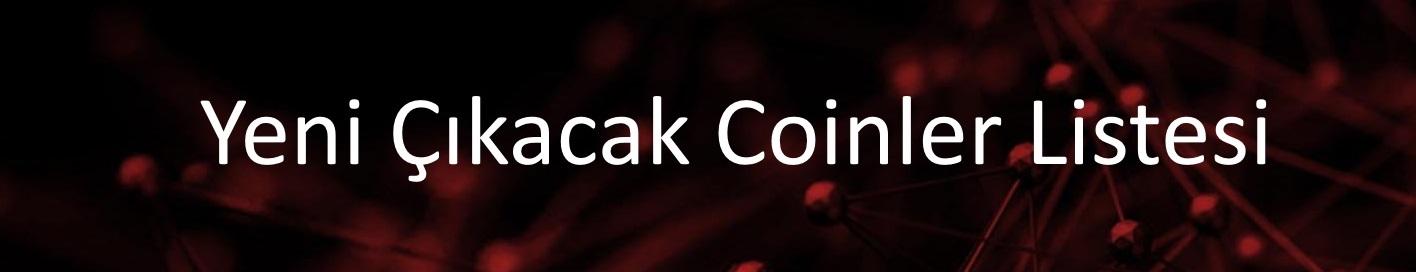 yeni kripto paralar