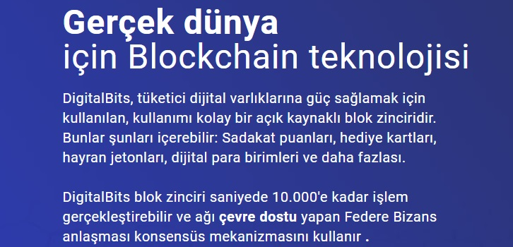 xdb coin nedir